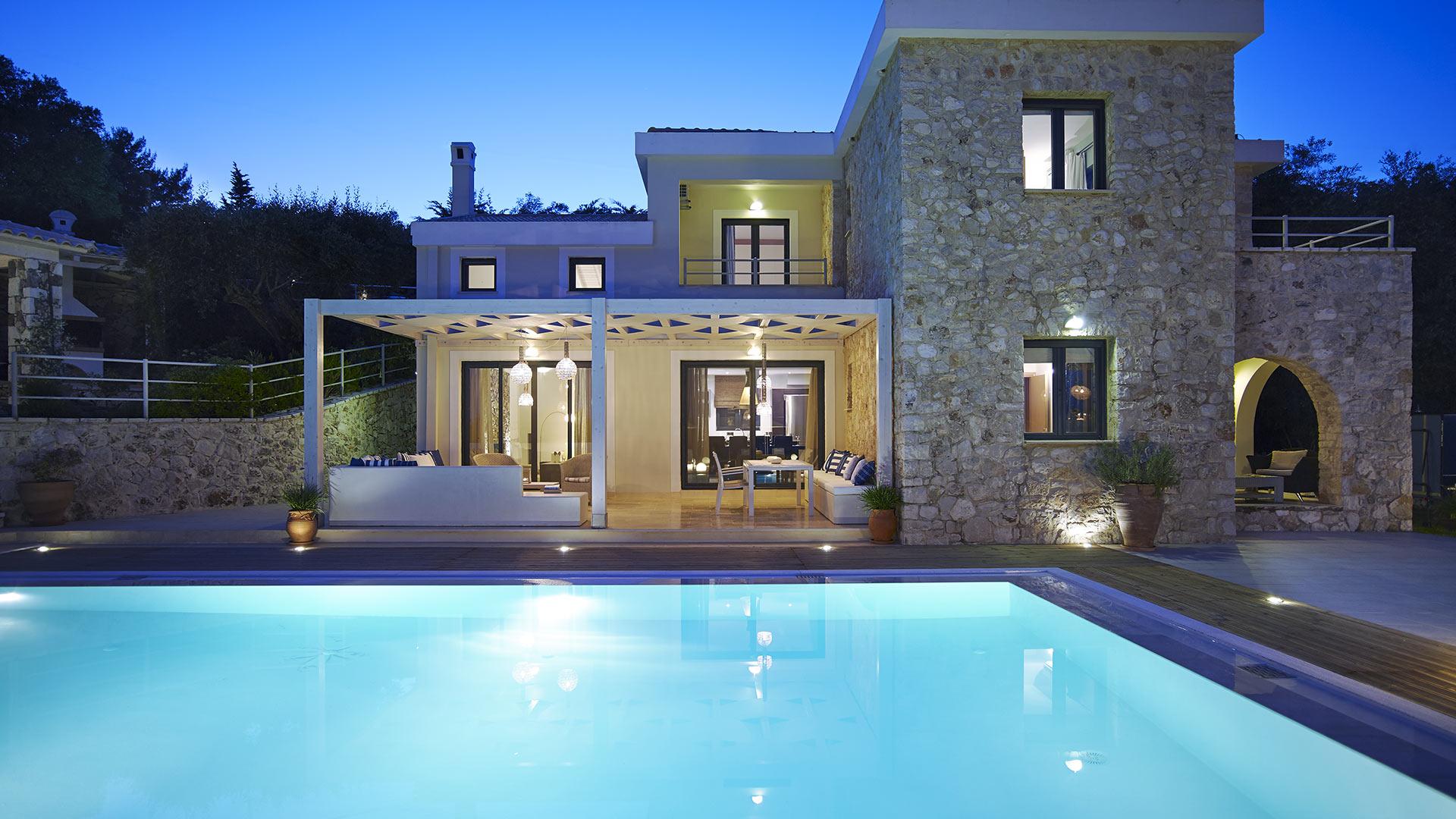 Villa Dany - Villa in affitto a Mar Ionio, Corfu | Villanovo